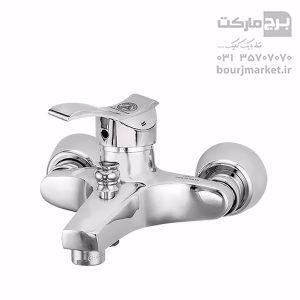شیر حمام قهرمان مدل آبشار1