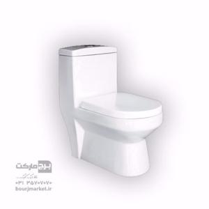 تصویر توالت فرنگی آزالیا درجه 1