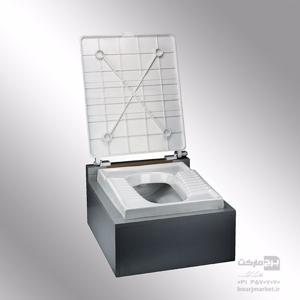 تصویر برای دسته درب برای توالت زمینی