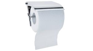 جا دستمال توالت سروسفید